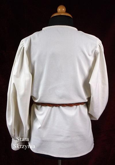 Koszula średniowieczna słowiańska wzór 3 – Stara Skrzynia  rOVS6